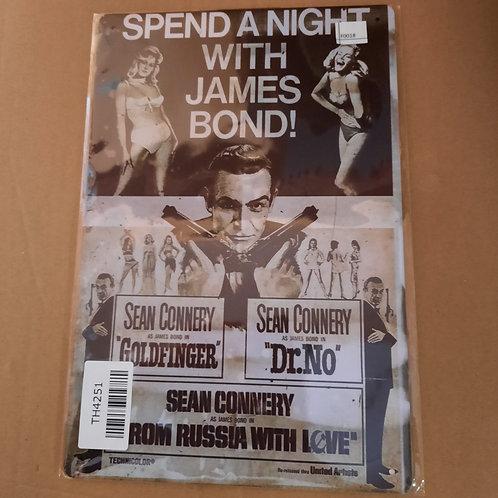 James Bond SeanConnery  F0018