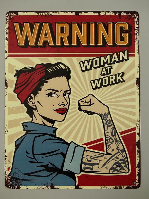 Women at work  321.D56