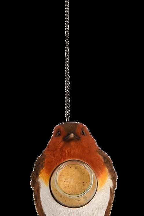 Vogelvoeder Pindakaashanger bruin 37000565B