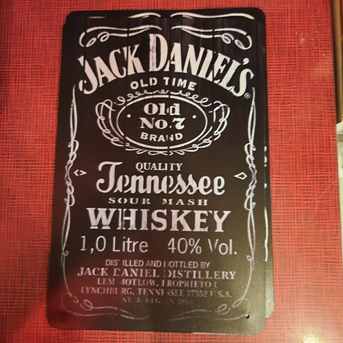 Jack Daniels Old no 7 Whiskey  A0136