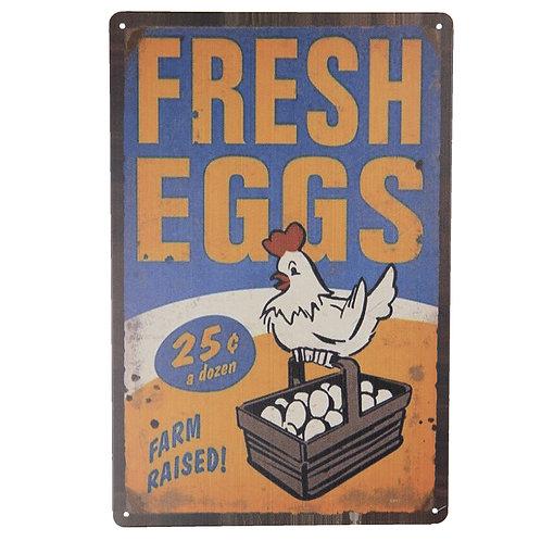 Fresh Eggs  6Y4102