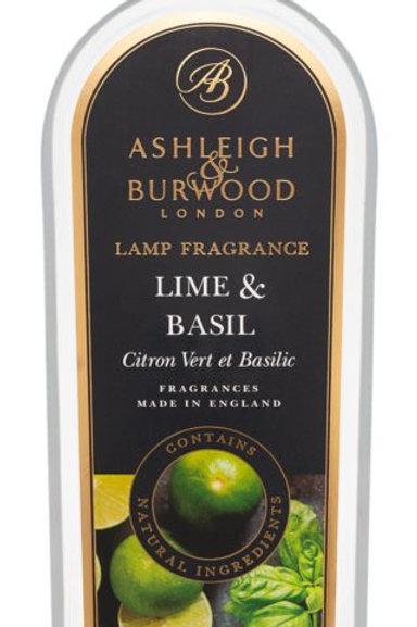 Lime and Basil Geurolie