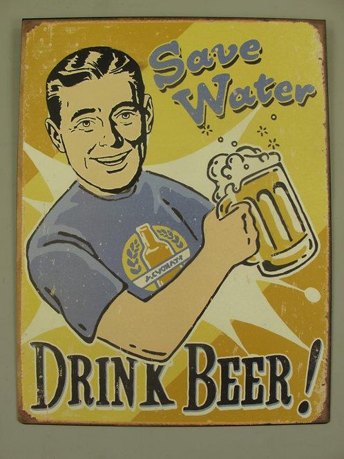 Save Water Drink Beer 321.D31