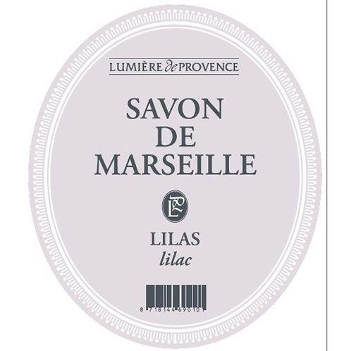 Marseille zeep Seringen Lilas