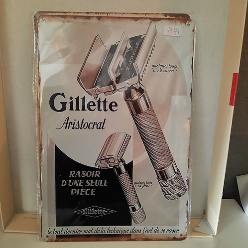 Barbier Gillette Aristocrat  B71