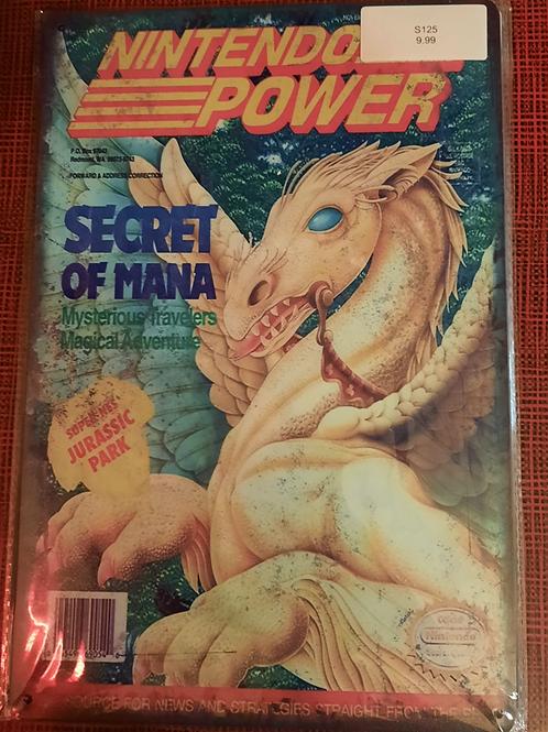 Nintendo Power Secret of Mana S125