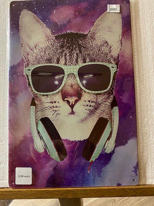 Music cat HK007