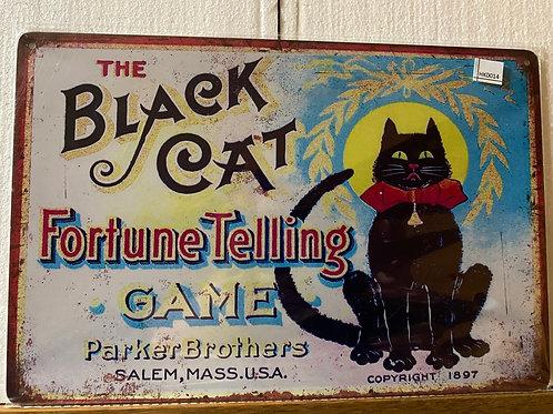 Fortune telling Black Cat HK0014