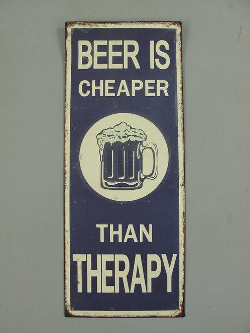 Beer is cheaper  321.T12
