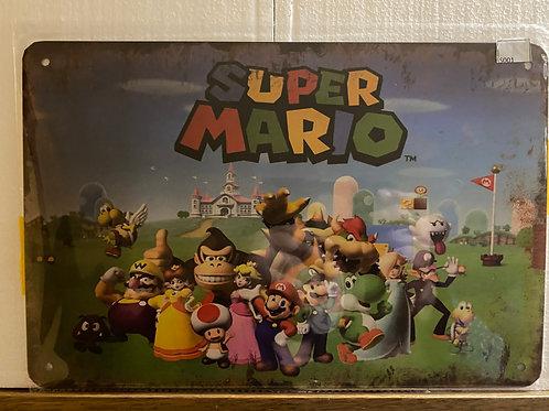Super Mario S001