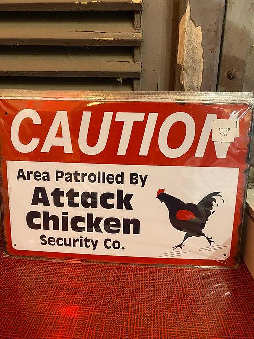 Attack Chicken   HL134