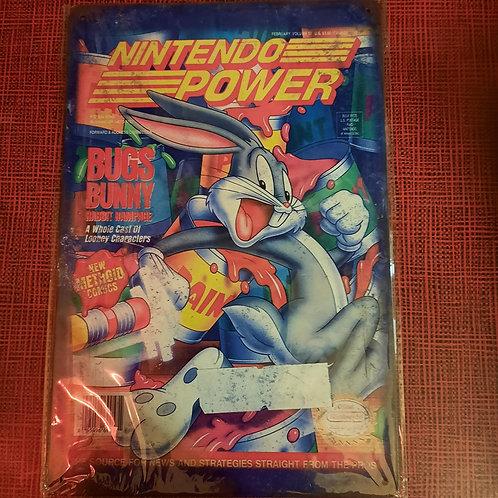Nintendo Power Bugs Bunny S0117