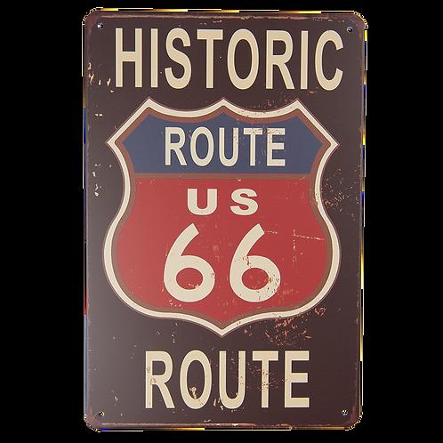 Route 66 Historic  6y4123