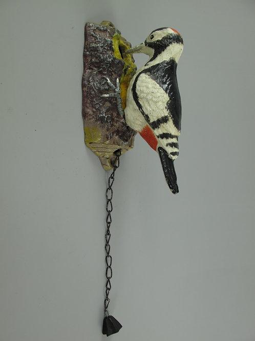 Deurklopper vogel Gietijzer  102.061