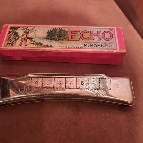 Mondharmonica Echo  Hohner