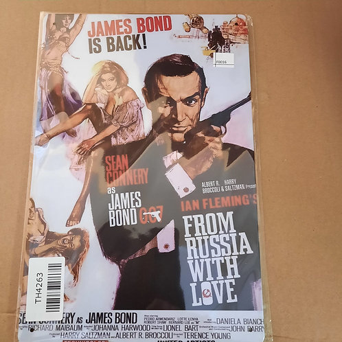 James Bond From Russia F0016
