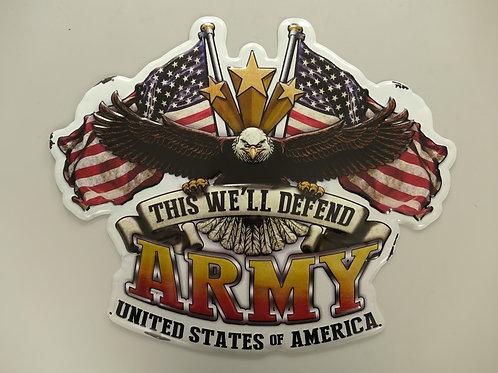 We Defend Army USA   321.Y59