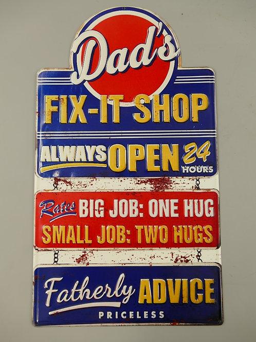 Dad's Fix it Shop 321.Y57