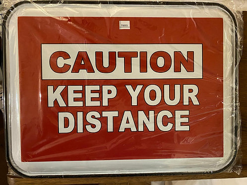 Keep your distance  T055