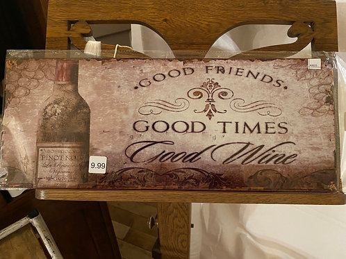 Good times, good wines A025