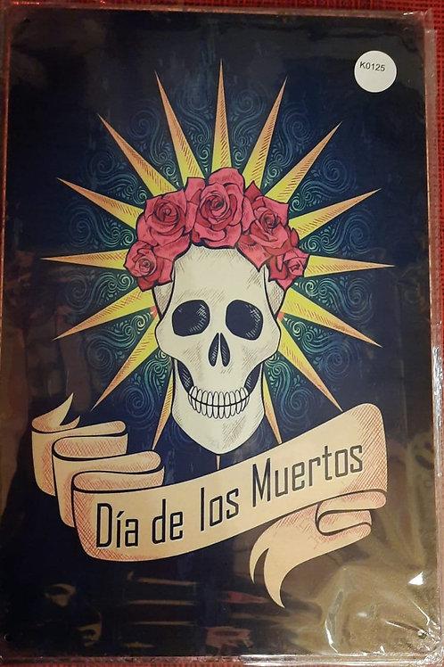 Dia de los Muertos  K0125