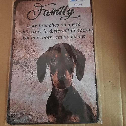 Family Teckel  HK0156