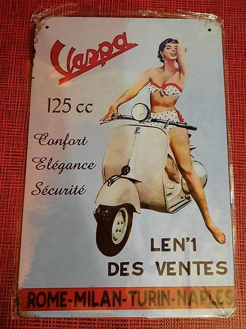 Vespa  125 cc S211