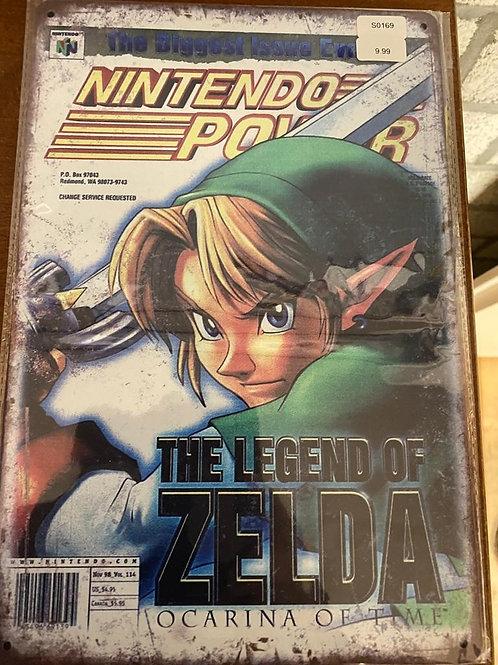 the legend of Zelda Nintendo S0169
