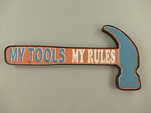 My tooles my rules  332.103