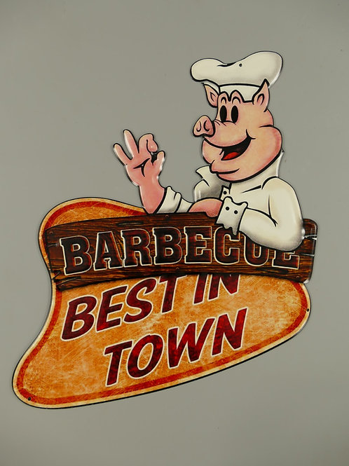 Barbeque Best in Town  321.Y29