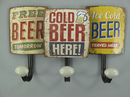 kapstok Cold Beer 321.K26