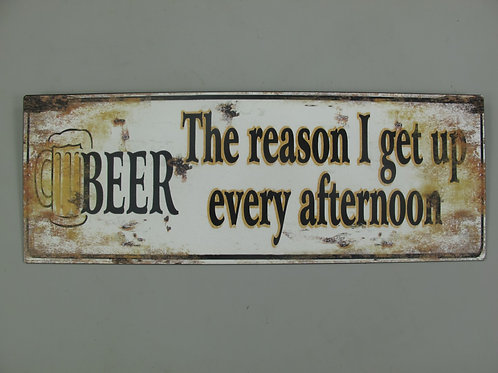 Beer is the reason 321.E18