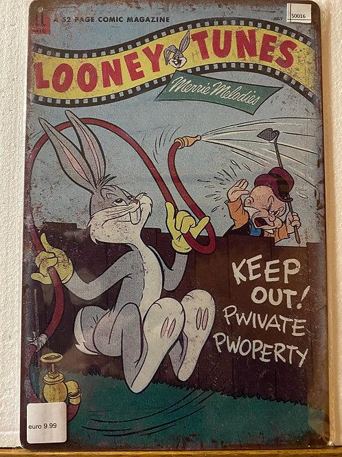 Looney Tunes Bugs Bunny S0016