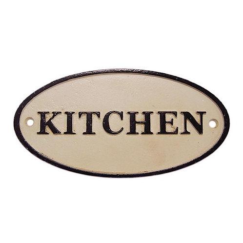 Deurplaat Kitchen   CS-11