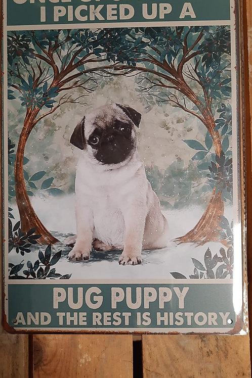 Pug   Mopshond Puppy  KE023