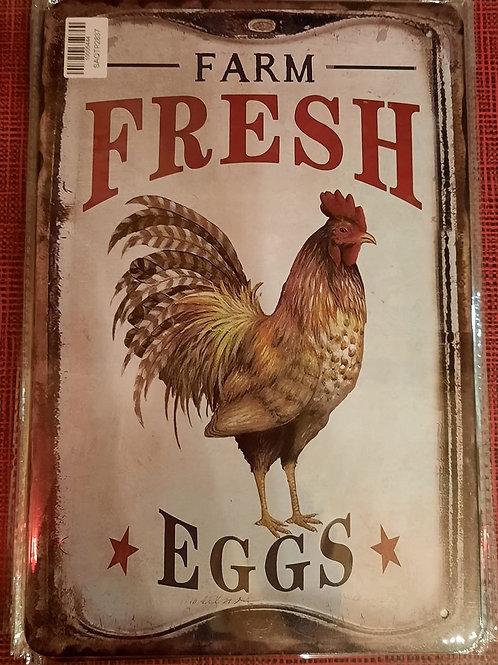Farm Fresh Eggs  HK429
