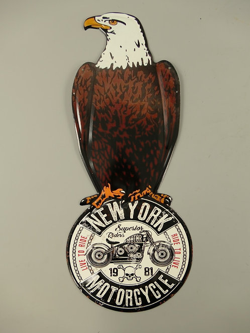 New York Adelaar Motorcylce  321.y65