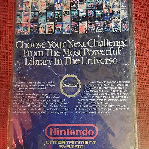 Nintendo Entertainment System S132