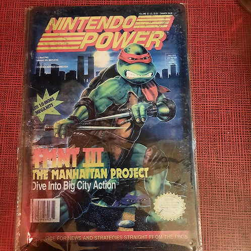 Nintendo Power TMNT III S0113