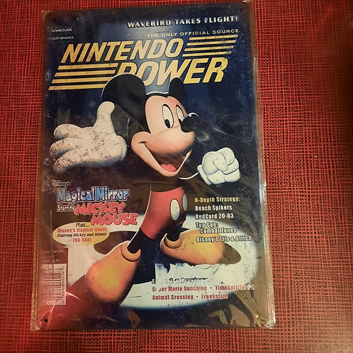 Nintendo Power Mickey Mouse  S0116