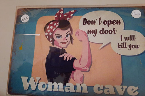 Woman Cave  T0163