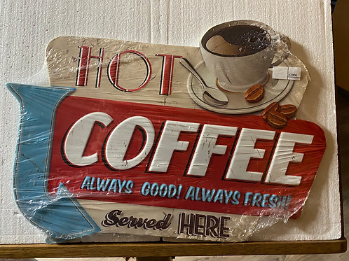 Hot coffee KT006