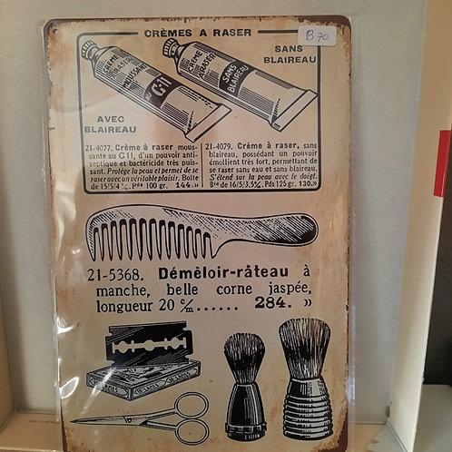 Barbier B 70