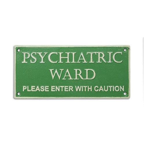 Psychiatric Ward  CS-61  gietijzer