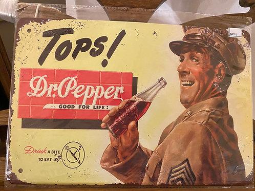 Dr Pepper A021