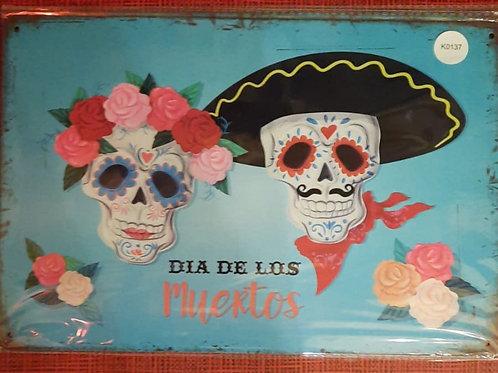 Dia de Los Muertos  K0137