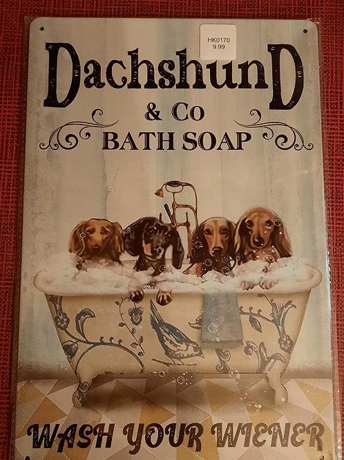 Dachshund & Co Bathsoap HK0170