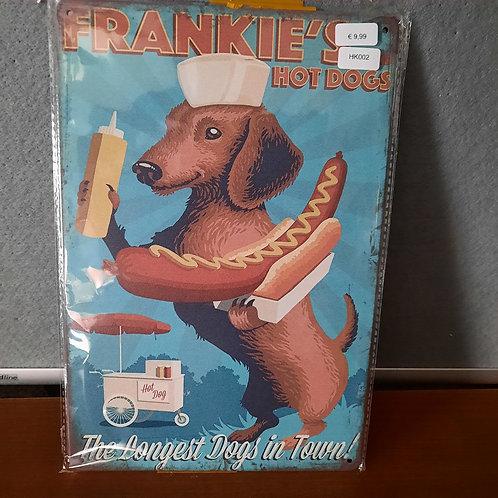 Frankies Hot Dog Teckel  HK002