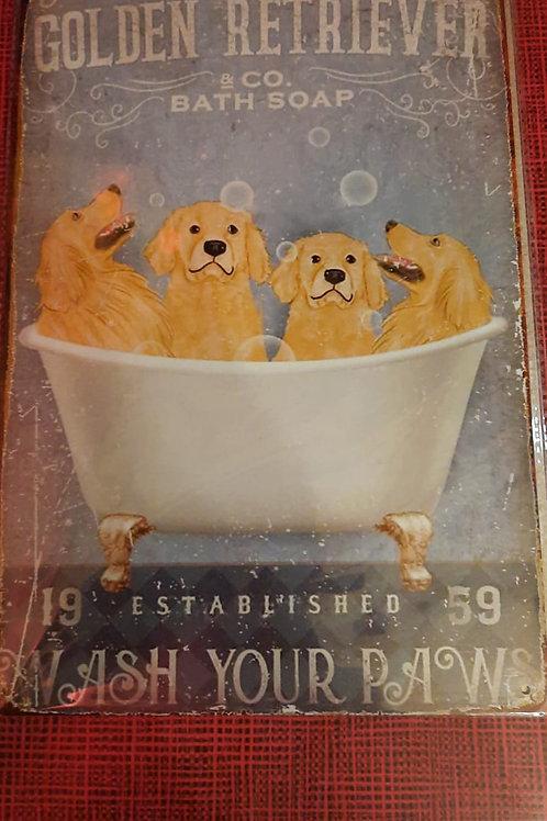 Golden Retriever & Co Bath Soap  HK0409