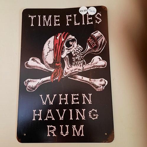 Time Flies when Rum T0154